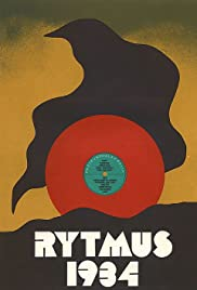 Rytmus 1934 Poster