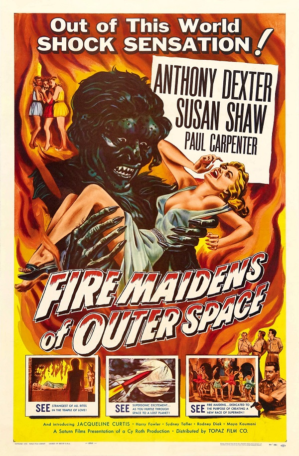 Fire Maidens of Outer Space (1956) - IMDb