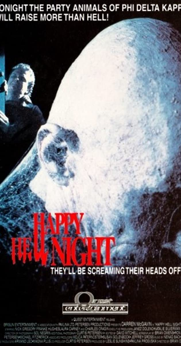 Subtitle of Happy Hell Night