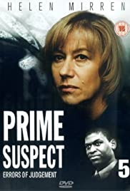 Prime Suspect 5: Errors of Judgement Poster