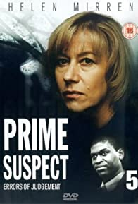 Primary photo for Prime Suspect 5: Errors of Judgement
