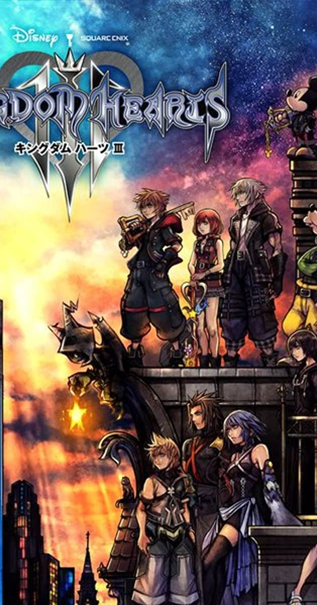 Kingdom Hearts Iii Video Game 2019 Imdb
