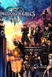 Kingdom Hearts III Poster