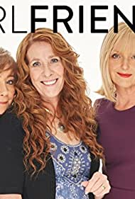 Miranda Richardson, Phyllis Logan, and Zoë Wanamaker in Girlfriends (2018)