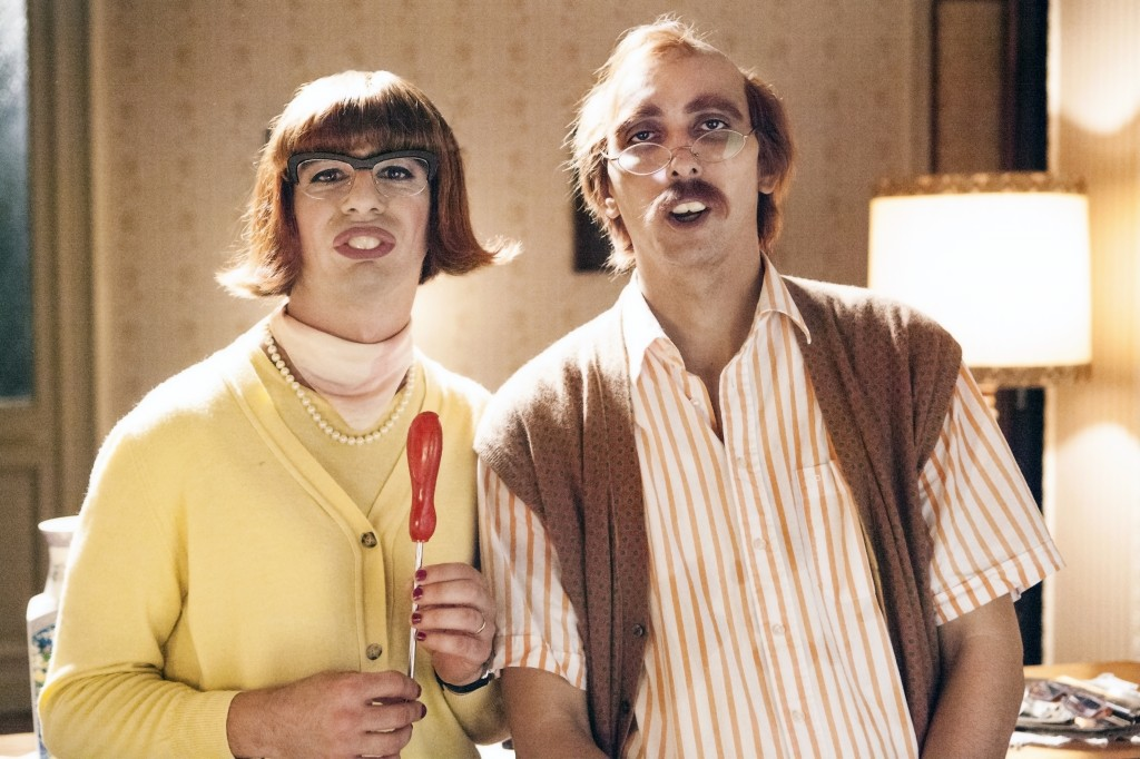Francesco Mandelli and Fabrizio Biggio in La solita commedia: Inferno (2015)