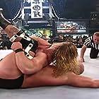 Steve Austin, Chris Benoit, and Chris Jericho in King of the Ring (2001)