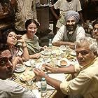 Sadat Shamsi, Nawazuddin Siddiqui, Rasika Dugal, Atul Kumar, and Rajshri Deshpande in Manto (2018)