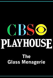 CBS Playhouse: The Glass Menagerie Poster