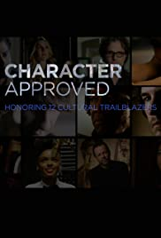 Character Approved: Honoring 12 Cultural Trailblazers Poster