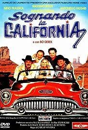Sognando la California Poster