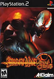Shadow Man: 2econd Coming Poster