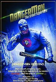 Dangerman Returns Poster