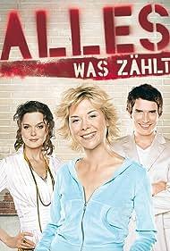 Paul T. Grasshoff and Tanja Szewczenko in Alles was zählt (2006)