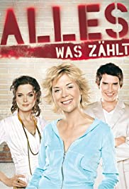 Alles was zählt Poster