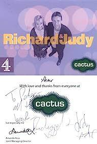 Judy Finnigan and Richard Madeley in Richard & Judy (2001)