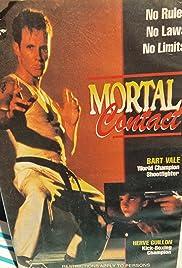Mortal Contact Poster