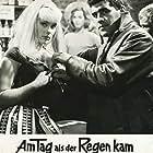 Mario Adorf and Elke Sommer in Am Tag als der Regen kam (1959)