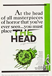 The Head (1959) Poster - Movie Forum, Cast, Reviews