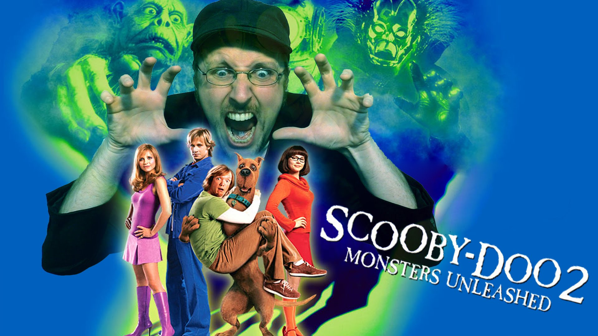 Nostalgia Critic Scooby Doo 2 Monsters Unleashed Tv Episode 2016 Imdb