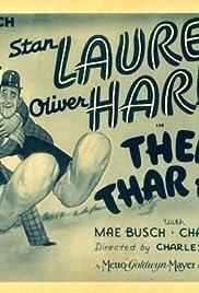 Them Thar Hills Poster