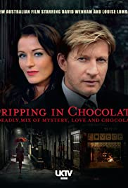 Dripping in Chocolate Poster