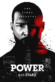 Joseph Sikora and Omari Hardwick in Power (2014)