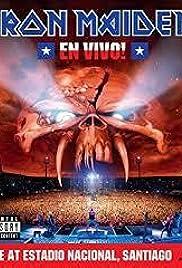 Iron Maiden: En Vivo! Poster