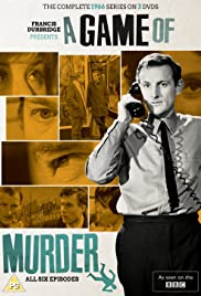 A Game of Murder Poster - TV Show Forum, Cast, Reviews