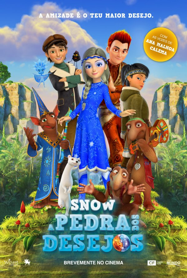 The Snow Queen 3: Fire and Ice (2016) Hindi Dubbed