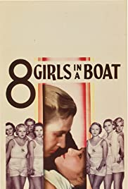 8 Girls in a Boat Poster