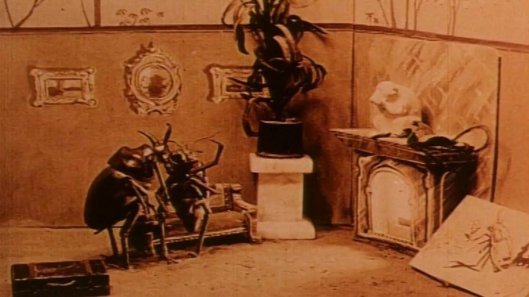 Image result for the cameraman's revenge 1912