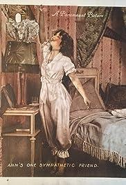 The Antics of Ann Poster