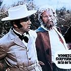 Eddi Arent and Ralf Wolter in Winnetou und Shatterhand im Tal der Toten (1968)