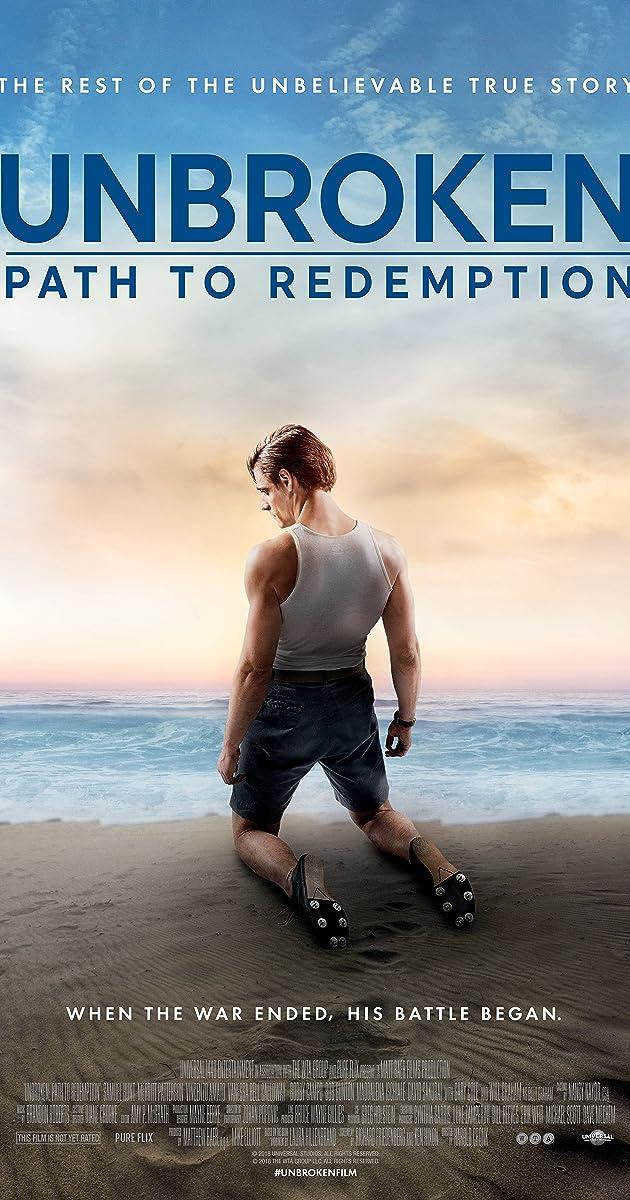 Unbroken: Path to Redemption (2018) - IMDb