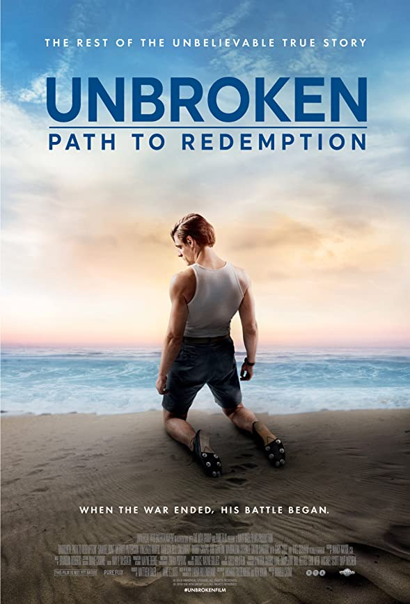 Unbroken: Path to Redemption (2018) Dual Audio BluRay [Hindi – English] x264 AAC ESUB