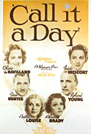 Call It a Day(1937) Poster - Movie Forum, Cast, Reviews