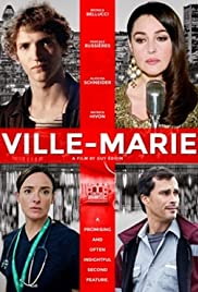 Ville-Marie Poster