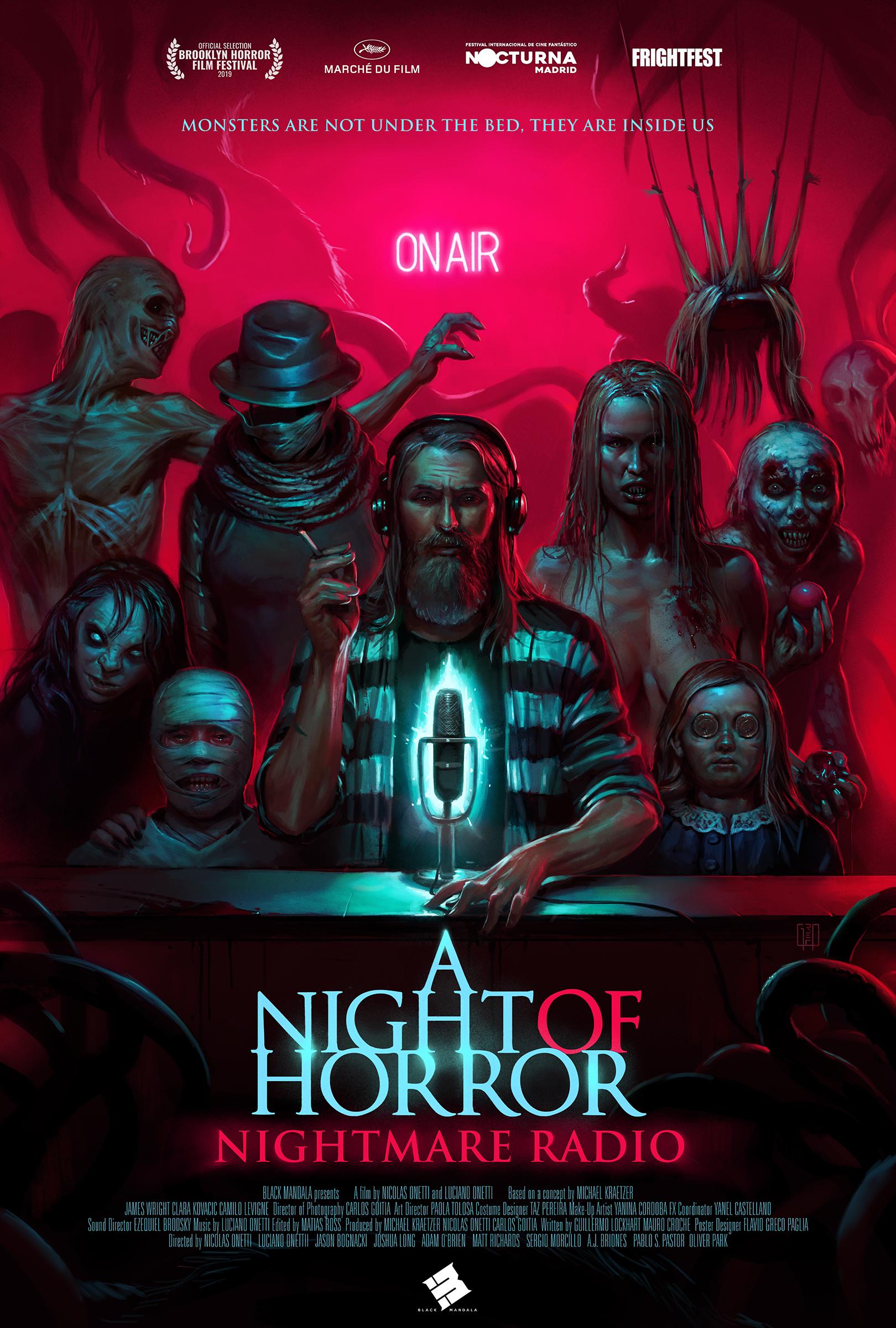 A Night Of Horror Nightmare Radio 2019 Imdb