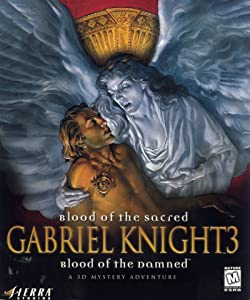 Best site english movie downloads free Gabriel Knight 3: Blood of the Sacred, Blood of the Damned USA [mts]
