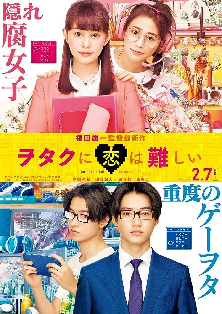 Wotaku ni Koi wa Muzukashii (2020)