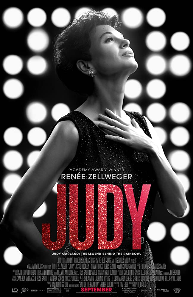 Judy (2019) English 372MB BluRay ESubs Download