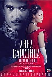 Anna Karenina: Vronsky's Story Poster