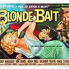 Beverly Michaels in Blonde Bait (1956)