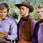 Gary Collins, X Brands, and Roger Torrey in Iron Horse (1966)
