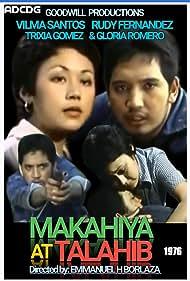 Rudy Fernandez and Vilma Santos in Makahiya at talahib (1976)