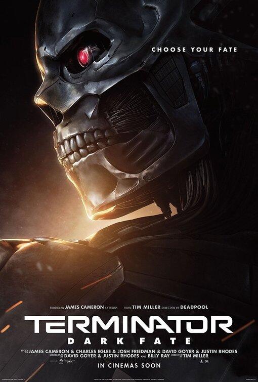 Terminator: Dark Fate (2019) Subtitle Indonesia