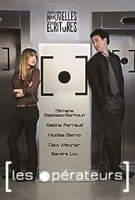 Sabine Perraud and Slimane-Baptiste Berhoun in Les Opérateurs (2012)