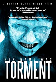Her Name Was Torment Poster