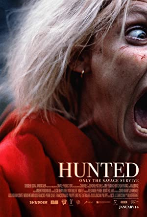 Where to stream Hunted