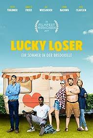 Annette Frier, Kai Wiesinger, Peter Trabner, Emma Bading, and Elvis Clausen in Lucky Loser - Ein Sommer in der Bredouille (2017)